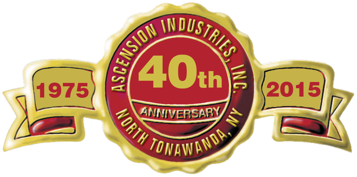 OUR 40th ANNIVERSARY YEAR!
